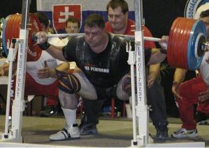 squat a peso libero